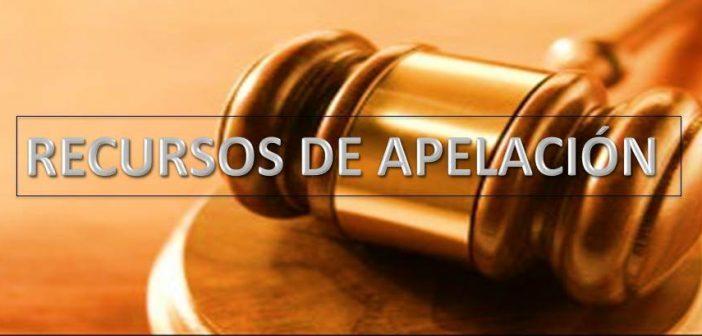 RECURSO DE APELACIÓN- EL CONCEJO SOLICTÓ LEGAJO DE LA AGENTE MUNICIPAL