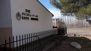 Escuela Sargento Baigorria - Malargüe