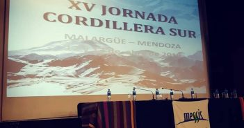 """""""XV Jornada Cordillera Sur"""""""