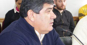 Concejal Jose BARRO. Bloque Cambia Mendoza