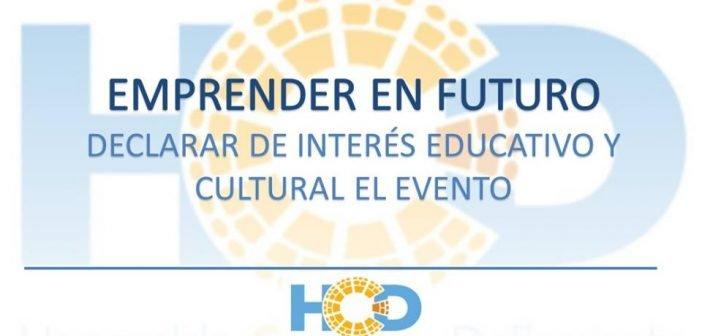 EL HCD DECLARÓ DE INTERÉS EDUCATIVO Y CULTURAL, EL EVENTO EMPRENDER EN FUTURO