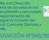 RESOLUCIÓN N° 343/2.020
