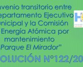 RESOLUCION N° 122/2.021